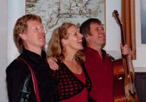 Tseard Nauta, Ankie van der Meer en Nanne Kalma
