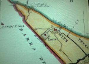 Bildtse kaart-1700